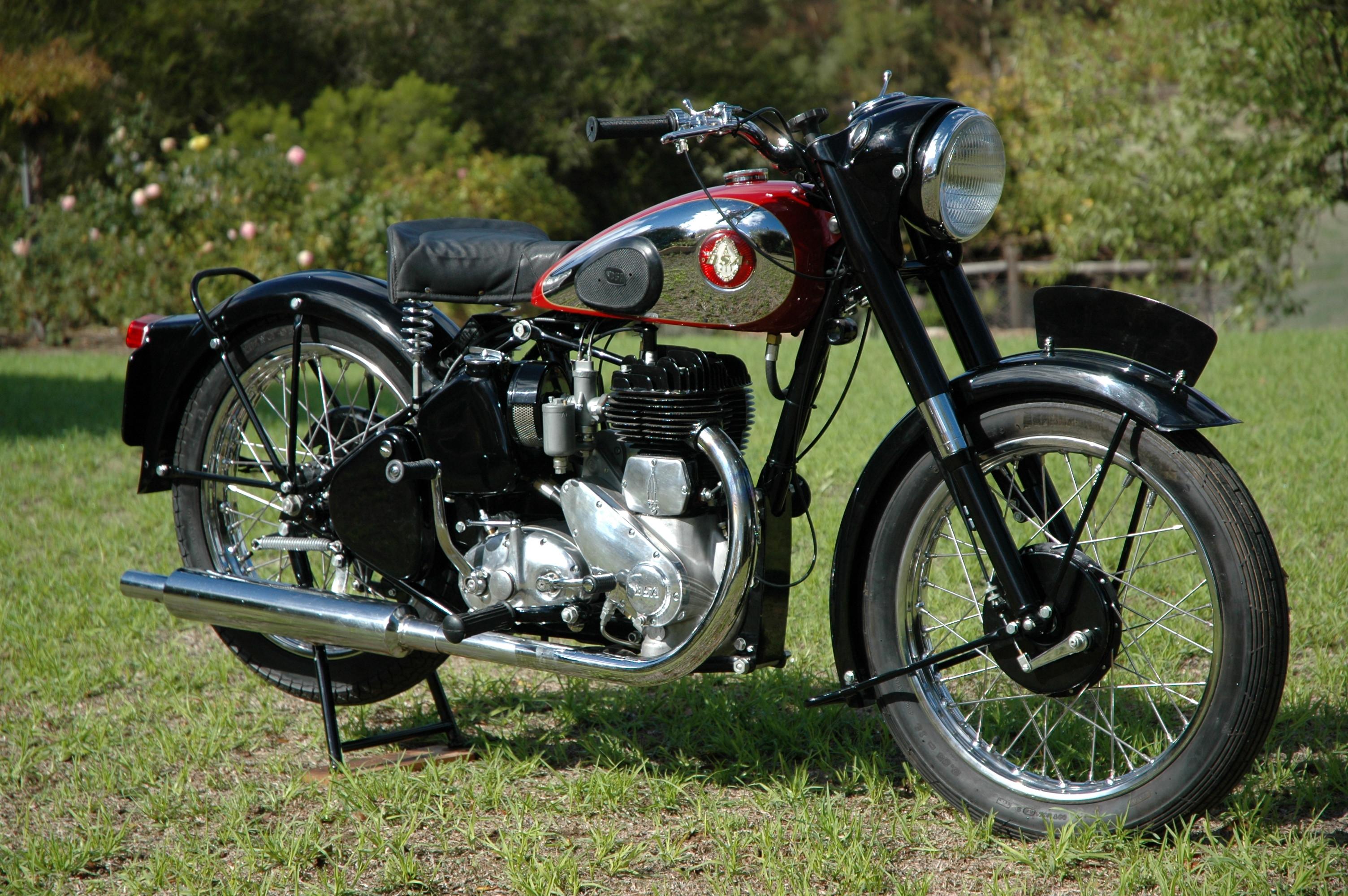 Tony S 1954 Bsa M21